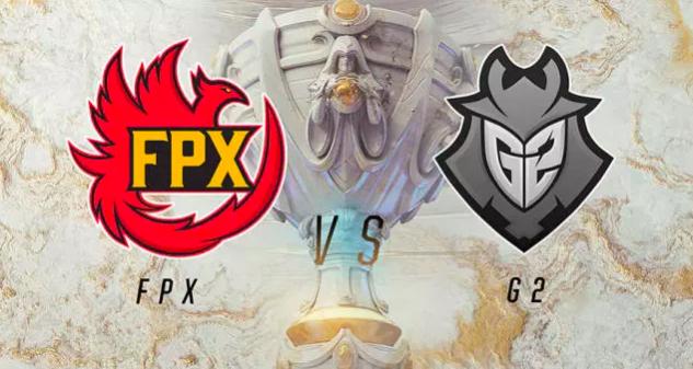 英雄联盟全球总决赛今晚8点开打,FPX有望成为第6支冠军战队