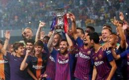 西班牙超级杯打进决赛的球队能获得1200万欧元奖金