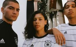 阿迪达斯公布德国等五国2020欧洲杯主场球衣 细节设计展现各国国旗