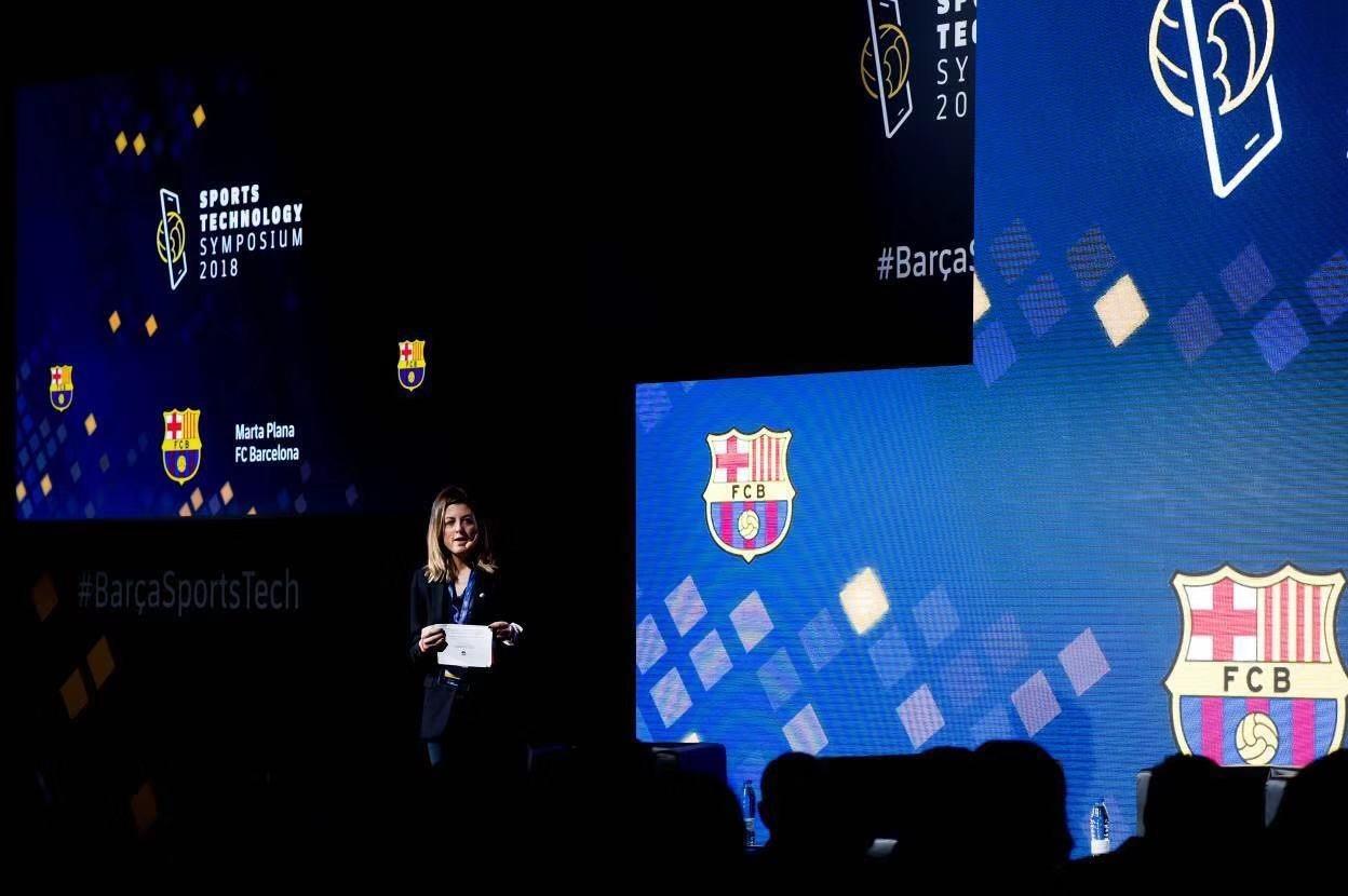 探索足球黑科技 第五届巴萨体育技术研讨会将于巴萨创新中心举行