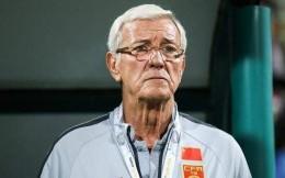 世预赛国足1:2叙利亚 里皮宣布辞职并承担输球责任