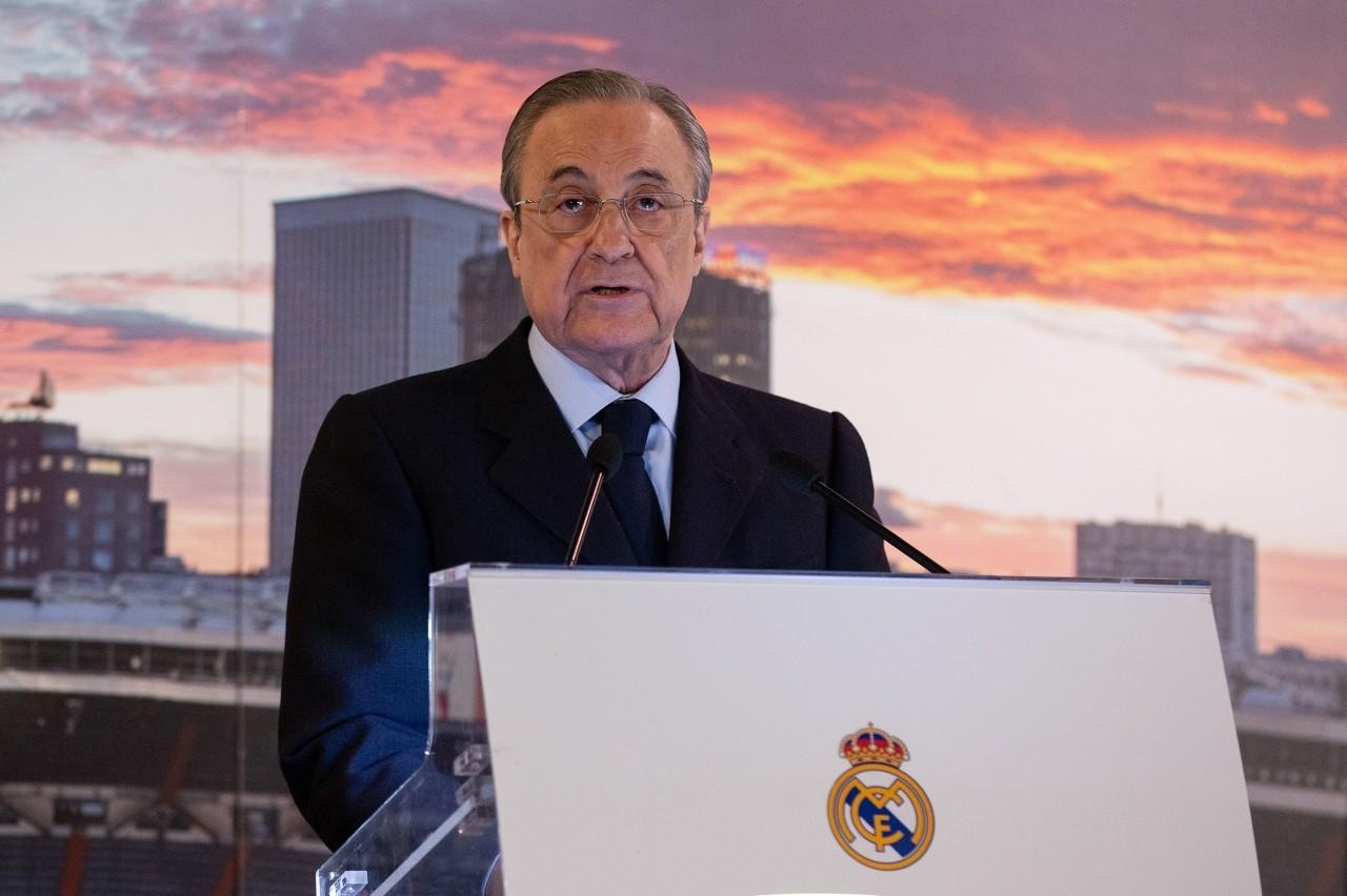 皇马、恒大等8支球队成立世界俱乐部足球协会 弗洛伦蒂诺当选主席
