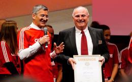 赫内斯卸任 阿迪达斯前CEO赫尔伯特-海纳出任拜仁新主席