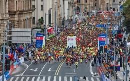 规模创历史新高,上海马拉松赞助商达到21家