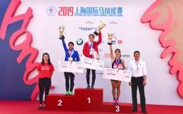 2019上马热力开跑,斯凯奇签约选手李芷萱获得国内女子冠军