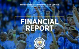曼城2018/19赛季营收5.352亿镑创纪录 财务业绩连续11年实现增长