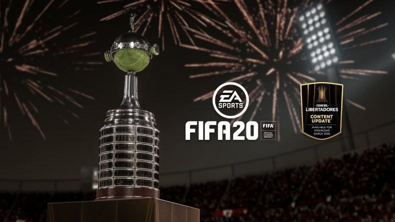 包揽欧美两大俱乐部杯赛 《FIFA 20》将加入解放者杯模式