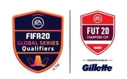 吉列赞助EA旗下FIFA 20全球系列赛