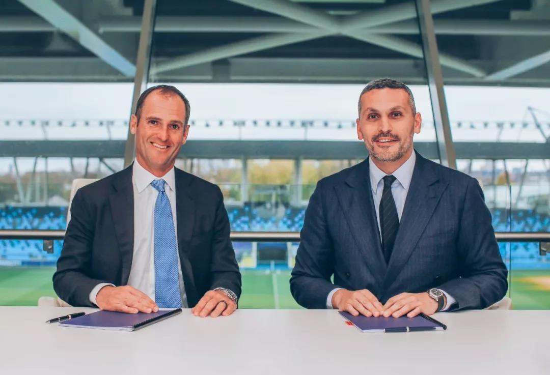 曼城母公司城市足球集团获银湖资本5亿美元投资 投后估值48亿