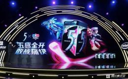 """荣获年度玩家喜爱品牌!5弹立方带""""敢""""引领电竞"""