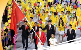 TEAM CHINA问世,中国体育营销迎来制高点资源