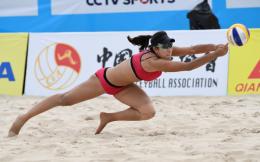 2019全国沙排巡回赛总决赛男女子决赛对阵出炉