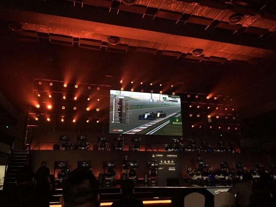 F1电竞冠军赛华南赛区落幕 冠军创造总积分高分纪录