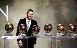 专栏|梅西6捧金球奖荣耀幕后,《法国足球》赔本赚吆喝