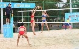 当城市拥抱沙滩排球,体育旅游产业万亿蓝图日益清晰