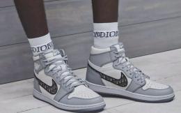 打破次元壁,Jordan品牌与Dior迪奥发布全新联名系列