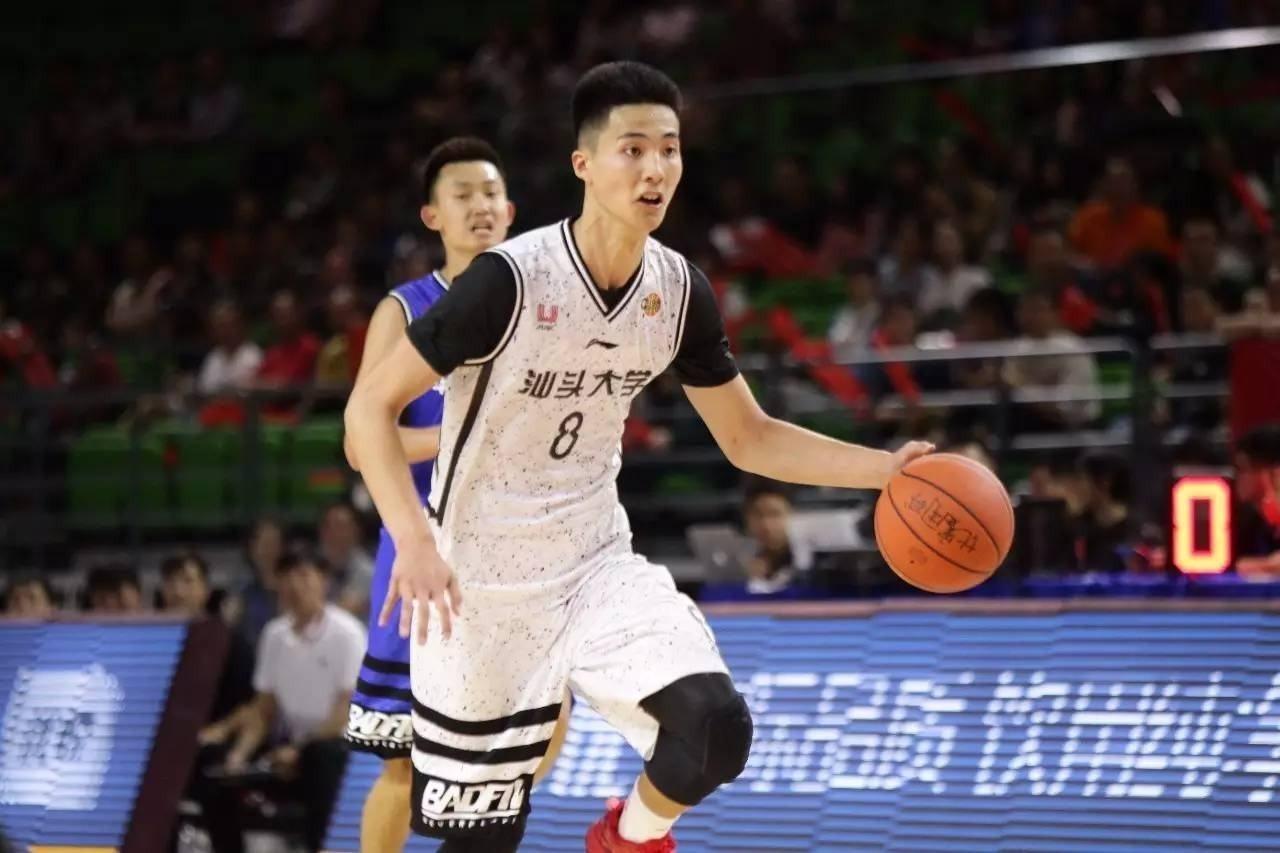 CAA中国与朱松玮签约 2020选秀状元呼之欲出