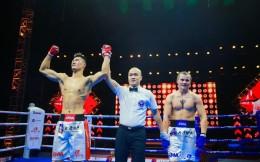 亚洲拳王大满贯福州站小鬼当家,董文龙率中国军团获3冠