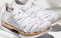 亚瑟士与知名建筑师跨界合作,联名推出竹编跑鞋