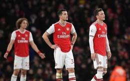 阿森纳公布上赛季财报:亏损2350万镑