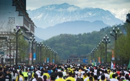 2020成都双遗马拉松开启报名 赛事规模升级为四万人