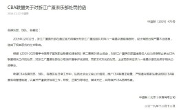 罚款100万+责任人终身禁赛!CBA浙江广厦男篮海报风波处罚结果出炉