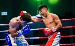 桂林国际拳击公开赛火爆落幕,聂志学重拳KO中国军团收获3冠