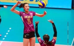 女排世界杯夺冠成员王媛媛被授予国际级运动健将称号