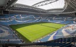 走进2022卡塔尔世界杯球场,才知道中国足球落后在哪
