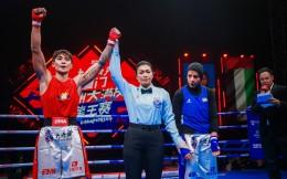 厦门亚洲大满贯拳王赛首日决出3项冠军,菲律宾女将秒杀夺魁