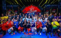 厦门亚洲大满贯拳王赛圆满落幕,决出11项冠军印度成最大赢家