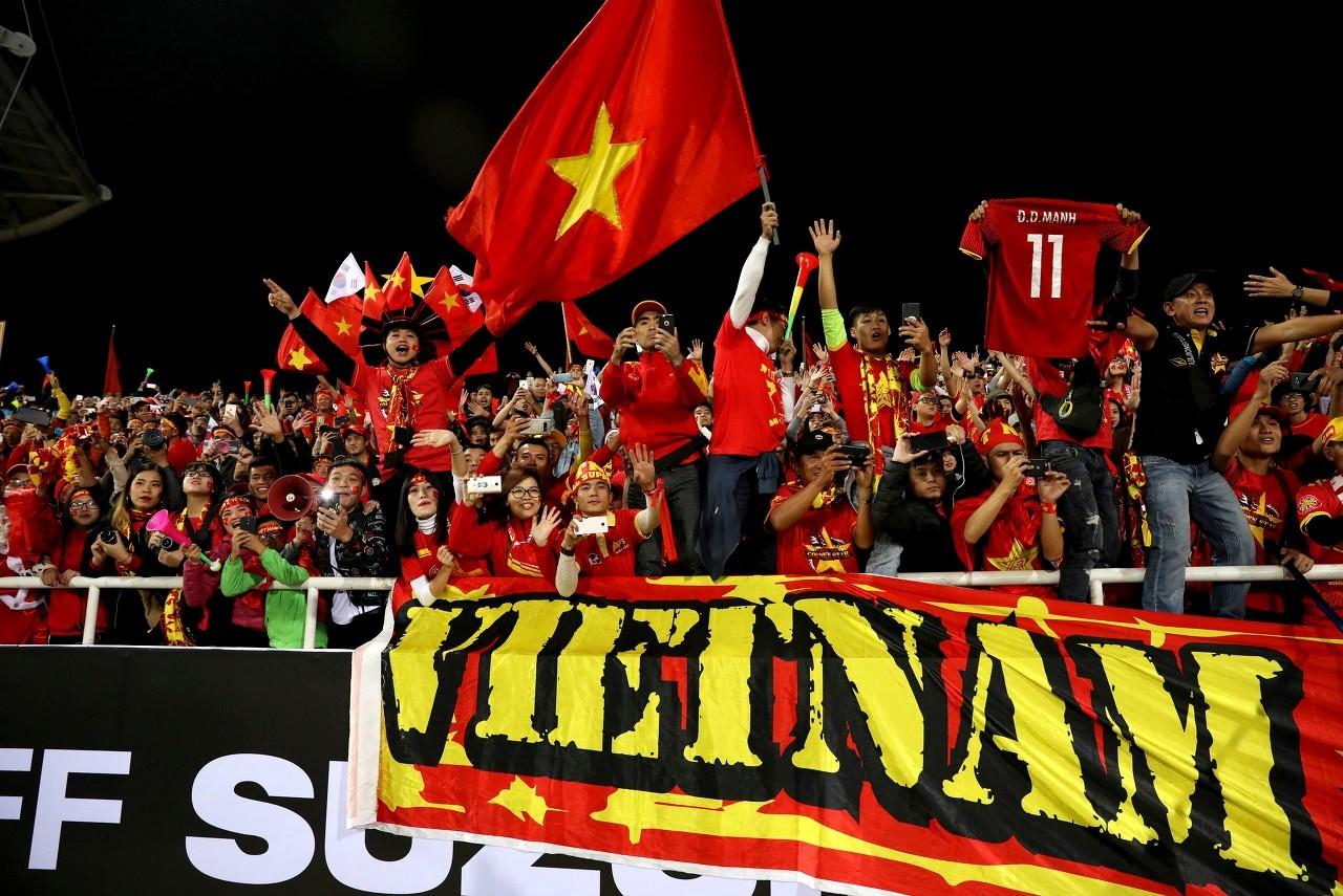 韩媒曝越南已将目标设定为2026年世界杯决赛圈