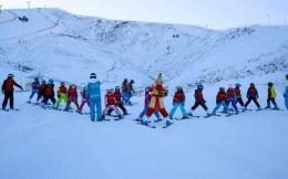 """冬运中心确定""""2020世界雪日暨国际儿童滑雪节""""72家承办单位"""