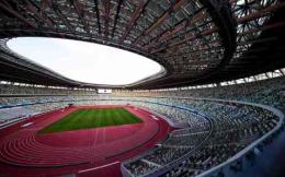 正式亮相!东京奥运会主体育场举行首项体育赛事