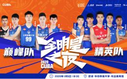中国篮球开年大戏本周末上演  首届CUBA全明星之夜亮点抢先看