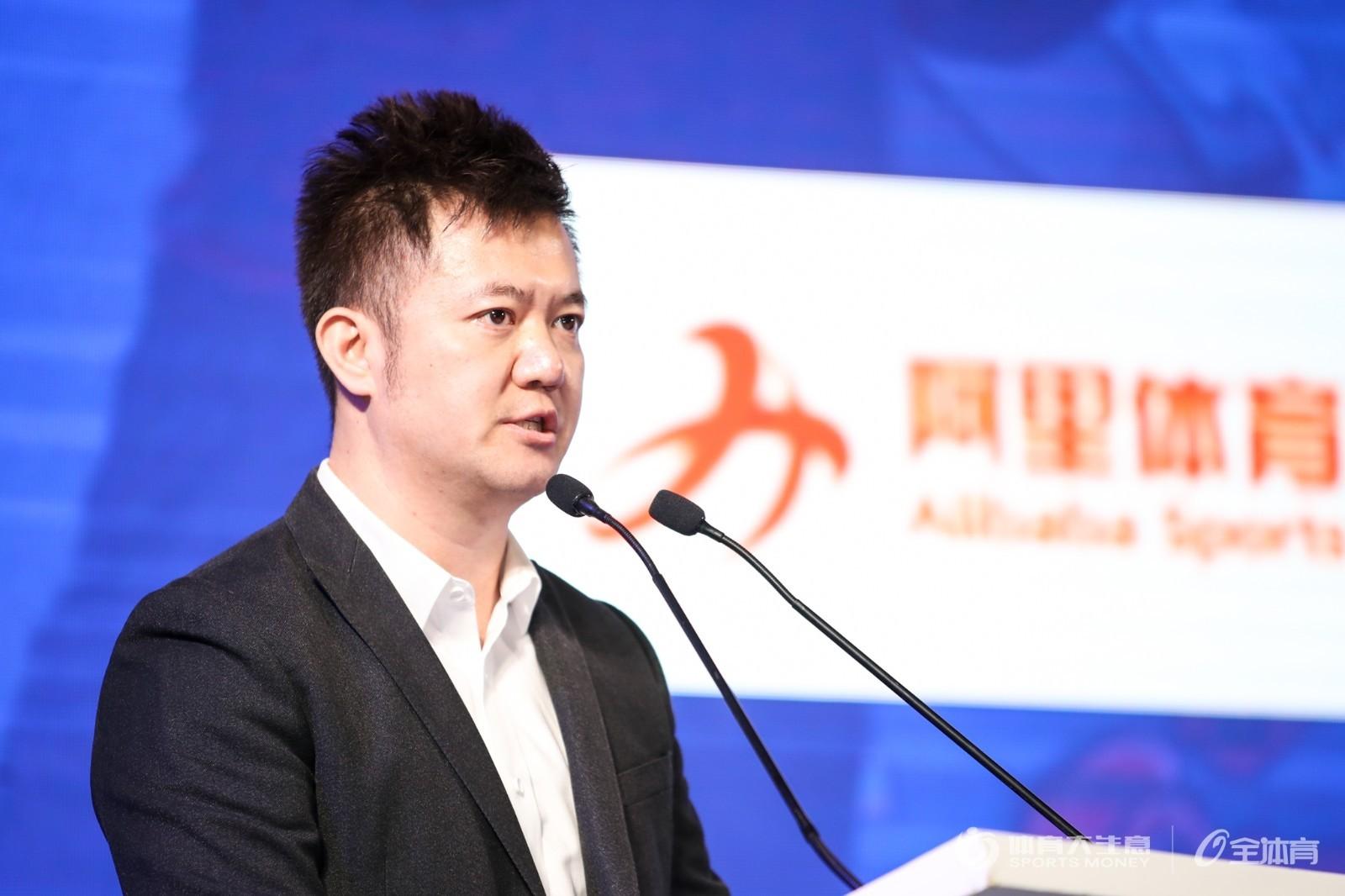 阿里体育副总裁黄春翔:从赛制到赛程,CUBA的破圈之路