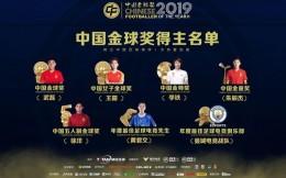 早餐1.18| 武磊夺得2019中国金球奖 电影《中国女排》更名为《夺冠》