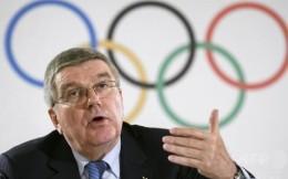 国际奥委会主席巴赫:相信2022年北京冬奥会筹备不会受影响