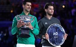 德约科维奇逆转蒂姆 成就澳网8冠王