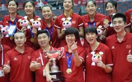 2019年中国体育获128个世界冠军,创16项世界纪录