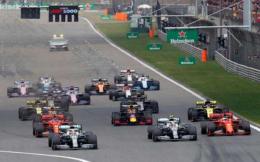 受疫情影响 原定于4月举办的F1中国大奖赛或将推迟