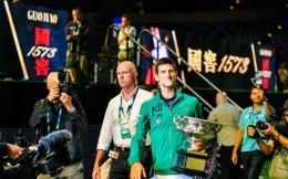 中国元素风靡澳网,泸州老窖借文化传播践行对外体育交流使命