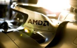 AMD与F1梅赛德斯奔驰车队达成合作协议