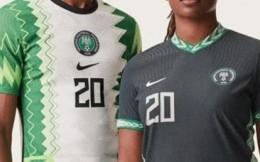 尼日利亚发布2020新款球衣:印花为手工绘制
