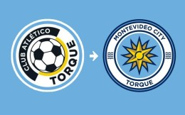 托奎竞技更名改换新队徽 与城市足球集团旗下球队保持一致