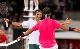 """现场51951人见证,""""费纳会""""创下网球观赛人数纪录"""