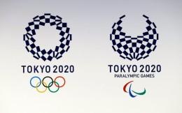"""东京高速公路出现印有""""东京2020""""字样标志牌"""