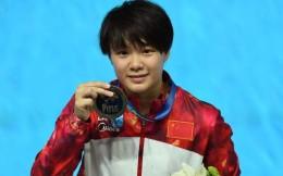 国际泳联公布2019年度最佳 施廷懋获最佳女子跳水运动员