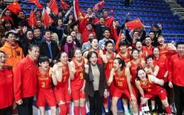 国际篮联发文祝贺中国女篮直通东京奥运会 盼捷报为中国抗疫带来正能量