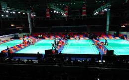 因疫情影响,2020年羽毛球亚团赛禁止观众现场观赛